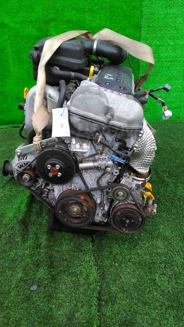 Двигатель SUZUKI WAGON R SOLIO, MA34S, M13A; 4WD B5755