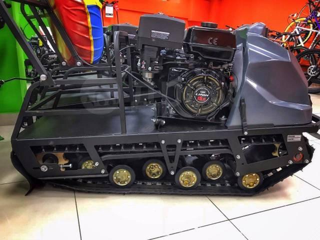 Мотобуксировщик Бурлак М2 LFK 15, 2019. исправен, без птс, без пробега