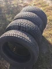 Dunlop Grandtrek SJ6. Зимние, без шипов, 2013 год, 5%, 4 шт