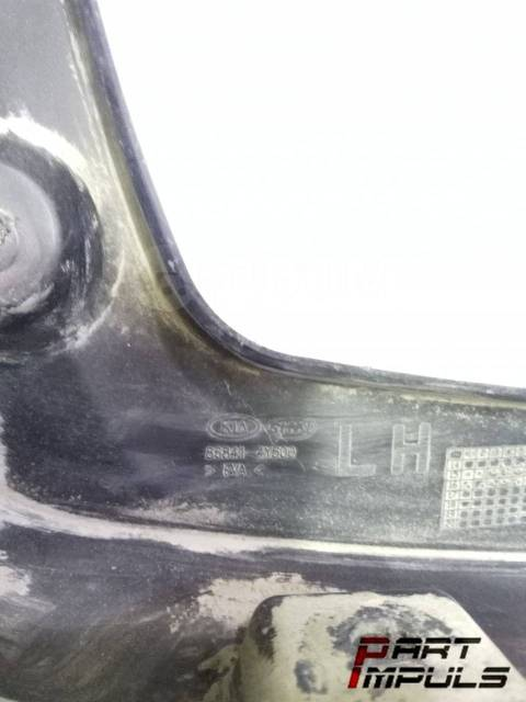 Брызговики. Kia Rio, UB, QB Двигатели: G4FC, G4FA