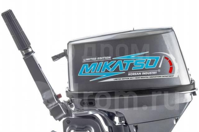 Mikatsu. 9,90л.с., 2-тактный, бензиновый, нога S (381 мм), 2018 год год