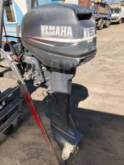 Yamaha. 15,00л.с., 2-тактный, бензиновый, нога L (508 мм), 2012 год год