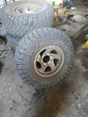 "Продам колеса. x15"" 6x114.30"