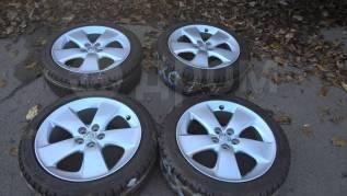 "Продам комплект колес ( 754-В ). 7.0x17"" 5x100.00 ET50 ЦО 54,1мм."