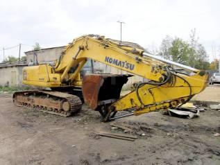 Komatsu. Гусеничный экскаватор 210, 2007 г.