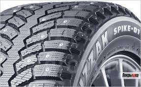 Bridgestone Blizzak Spike-01. Зимние, шипованные, 2014 год, 10%, 4 шт