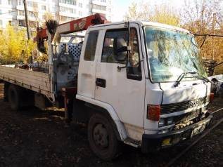 Isuzu Forward. Продам кран-борт Исудзу Форвард 1992 г., 5 000кг., 4x2