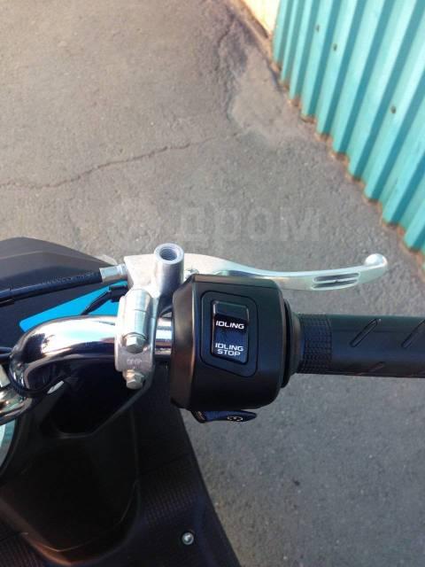 Honda Dunk, 2018. 49куб. см., исправен, без птс, без пробега