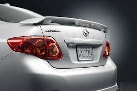 Спойлер. Toyota Corolla, ADE150, AZE141, NDE150, NDE180, NRE150, NRE180, ZRE142, ZRE151, ZRE172, ZRE181, ZRE182, ZZE150 Двигатели: 1ADFTV, 1NDTV, 1NRF...