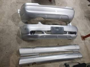 Обвес кузова аэродинамический. Mercedes-Benz SLK-Class, R170 Двигатели: M111E20, M111E20ML, M111E23ML, M112E32, M111E20EVOML, M111E23EVOML