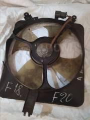 Вентилятор охлаждения радиатора. Honda Accord, CF5, CF3, CG9, CF8, CL3, CF6, CG3, CL4, CH6, CH9, CF7, CG5, CL2, CH7, CF4, CG8 Двигатели: F20B, F18B, F...