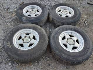 "Комплект колес Raguna Zzyxx 265/70R16. 8.0x16"" 6x139.70 ET26"