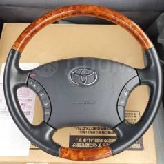Руль. Toyota: Avalon, Aristo, Celsior, Camry Gracia, Avensis, Hilux Surf, Camry, Land Cruiser Prado, Brevis, Avensis Verso, Alphard, Chaser, Corolla...