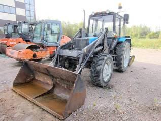 МТЗ 82.1. Трактор , 2014 г, 2500 м/ч, ковш и щетка