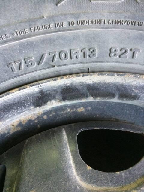 """Колеса 175/70/R13. x13"""" 4x100.00"""