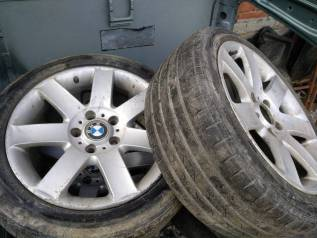"4 колеса BMW 3 (E46) R17 5-120 Nokian. x5"" 5x120.00"