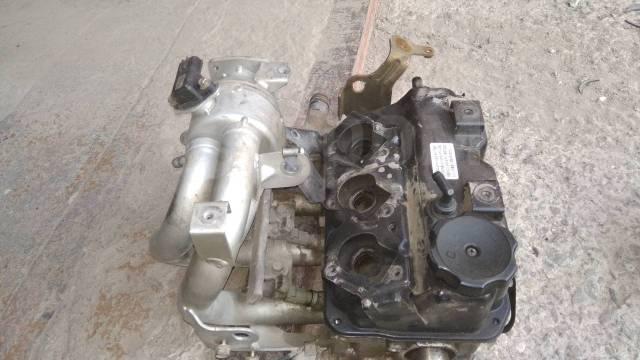 Двигатель в сборе. Mitsubishi eK-Wagon, H81W Двигатель 3G83