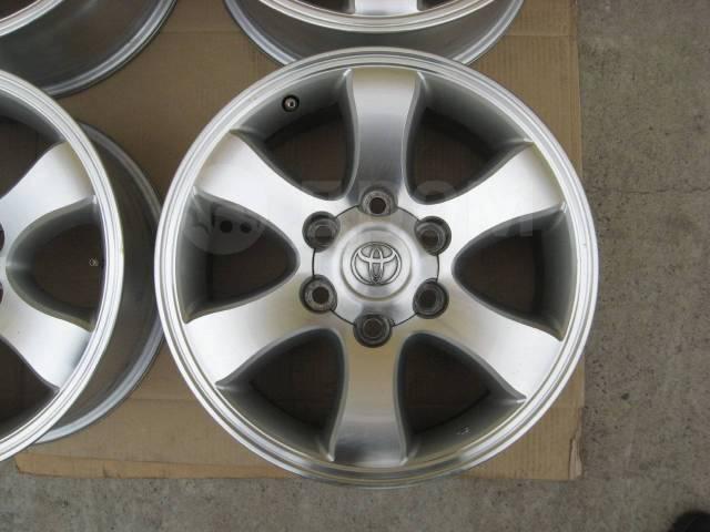 "Toyota. 7.5x17"", 6x139.70, ET30, ЦО 106,2мм."
