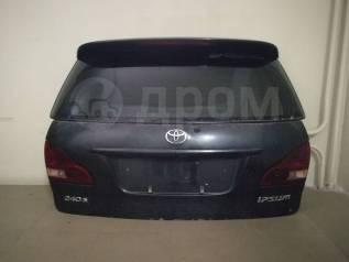 Дверь багажника. Toyota Ipsum, ACM26, ACM26W