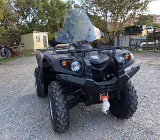 Stels ATV 700H EFI. исправен, без птс, без пробега
