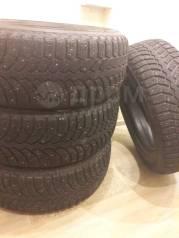 Bridgestone Blizzak Spike-01. Зимние, шипованные, 2014 год, 20%, 4 шт