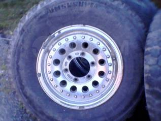 "Toyota. 6.0x15"", 6x139.70, ET22, ЦО 107,1мм."