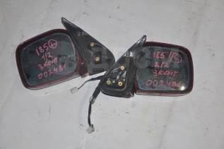 Стекло зеркала. Toyota Hilux Surf, KDN185, KDN185W, KZN185, KZN185G, KZN185W, RZN185, RZN185W, VZN185, VZN185W
