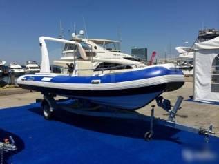 Stormline Airdeck Extra. 2018 год год, длина 6,00м., двигатель подвесной. Под заказ