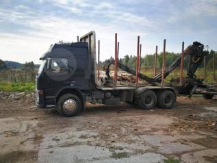 Volvo. Лесовоз volvo, 12 780куб. см., 22 000кг., 6x4