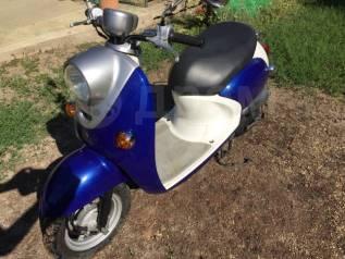 Yamaha Vino 50. 50куб. см., исправен, птс, с пробегом