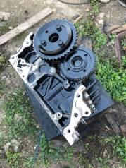 Двигатель в сборе. Kia Sorento Kia Sportage Двигатель D4HA