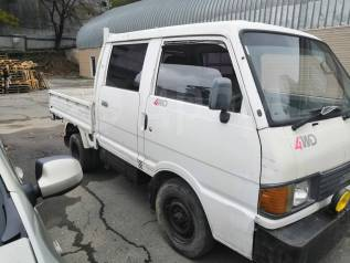 Mazda Bongo. Продам грузовик, 1 250кг., 4x4