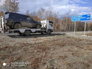 Эвакуатор-манипулятор в Хабаровске Работаем по межгорду Круглосуточно