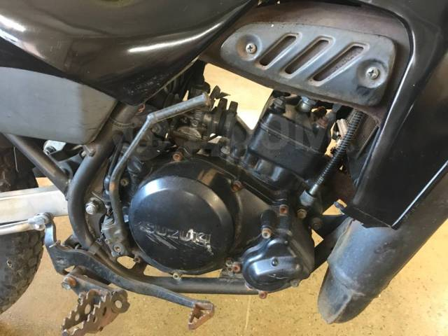 Suzuki TS 50. 49куб. см., исправен, без птс, без пробега