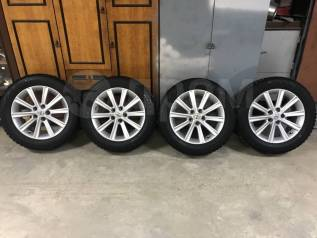 "Зимние колёса R17 Камри взборе. 7.0x17"" 5x114.30 ET45 ЦО 60,1мм."