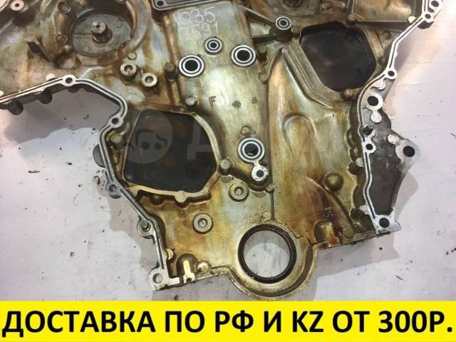 Крышка ремня ГРМ. Nissan: Cedric, Pathfinder, Terrano, Ambulance, Elgrand, Gloria Infiniti QX4, JR50 Двигатели: VQ25DD, VQ30DD, VQ35DE, VG33E