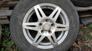 "Bridgestone. 5.0x15"", 5x114.30, ET48"