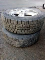 """Продам колёса с резиной dunlop winter max 205/60 r16. x16"""" 5x100.00"""