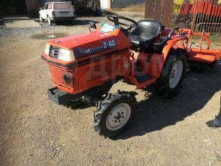 Kubota. Японский мини трактор B40 Видео г. Спасск-Дальний, 14 л.с. Под заказ
