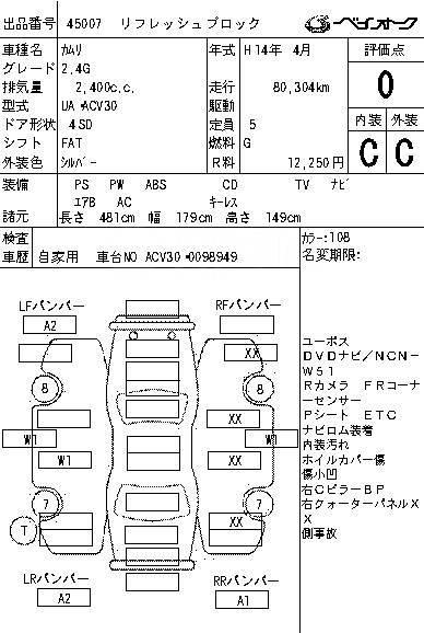 Ветровики Toyota Camry