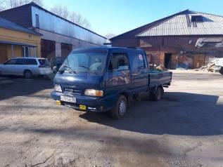 Kia Bongo. Продается отличный грузовик KIA Bongo, 2 700куб. см., 1 000кг., 6x4