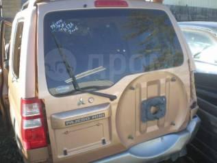 Дверь багажника. Mitsubishi Pajero Mini, H53A, H58A Двигатель 4A30