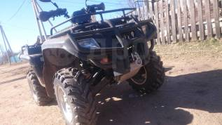 Stels ATV 400 Hunter. исправен, есть птс, с пробегом
