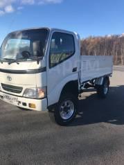 Toyota Dyna. Продаётся грузовик Toyota DYNA, 3 000куб. см., 2 000кг., 4x4