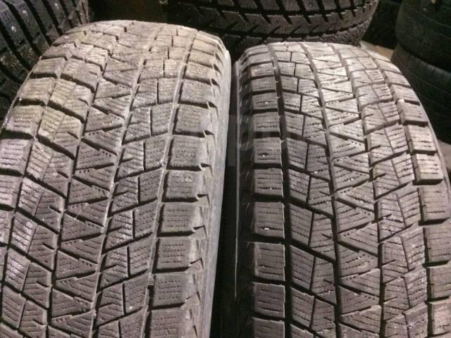 Bridgestone Blizzak DM-V1. Зимние, без шипов, 2012 год, 5%, 2 шт