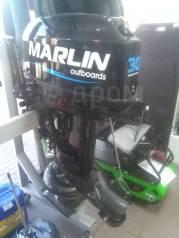 Marlin. 30,00л.с., 2-тактный, бензиновый, нога S (381 мм), 2018 год год