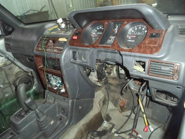 Mitsubishi Pajero. V45, 6G74 GDI