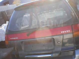 Дверь багажника. Mitsubishi RVR, N11W, N13W Двигатели: 4G63, 4G93