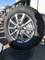 "Manaray Sport графит R15 4*100 6j et38 +195/65R15 Bridgestone Revo GZ. 6.0x15"" 4x100.00 ET38. Под заказ"