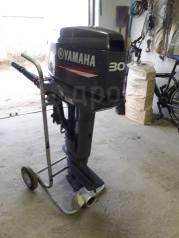 Yamaha. 30,00л.с., 2-тактный, бензиновый, нога S (381 мм), 2011 год год